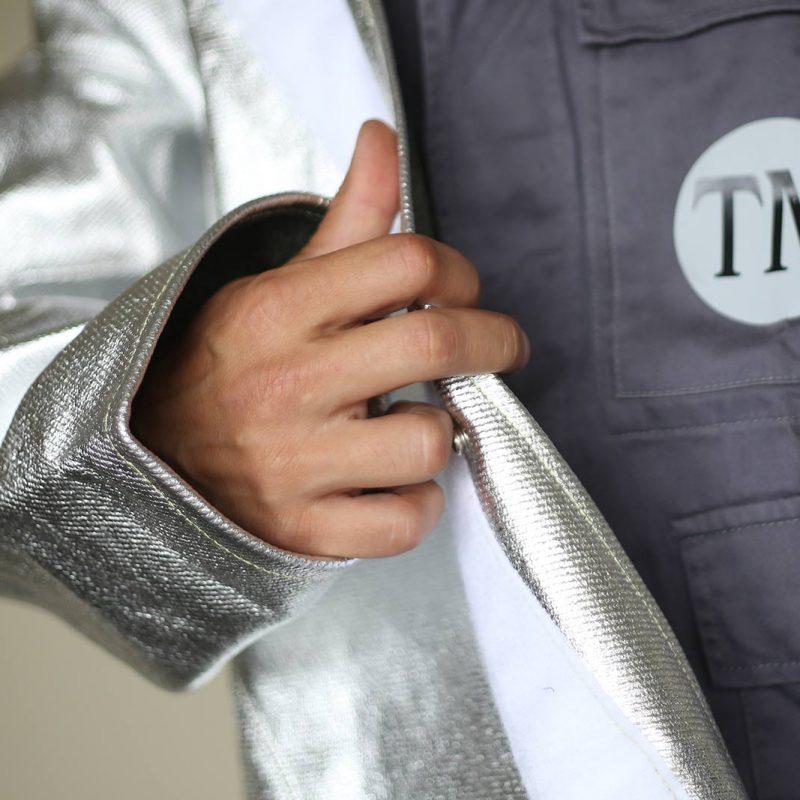 Thy-Marcinelle veste de protection